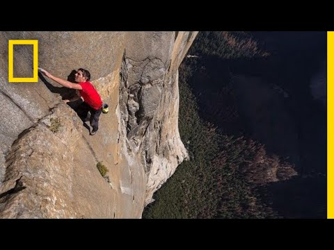 Free Solo 360 | National Geographic [sent 6 times]