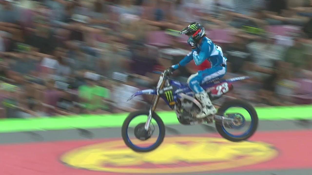 Supercross 250 Main Event Salt Lake City Round 16 2018