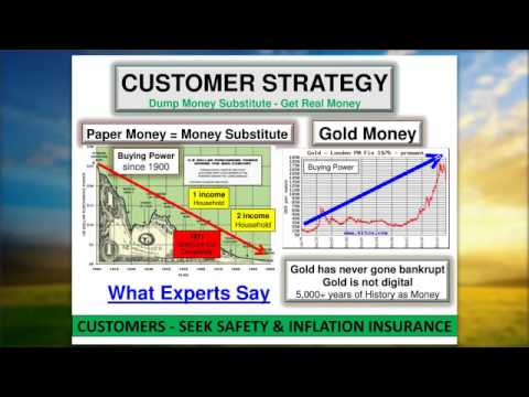 Gold Accumulation & Weekly Cash Flow Enthusiast Webinar by Joe Norman