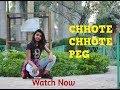 Chhote Chhote Peg || Yo yo Honey Singh || Neha Kakkar || Navraj Hans || Dance by: || Chhaya Sood