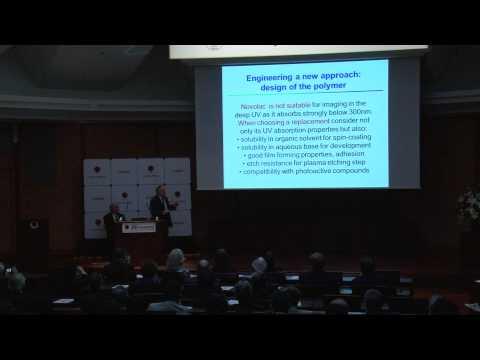 2013 Japan Prize Commemorative Lectures: Prof. Willson & Fréchet