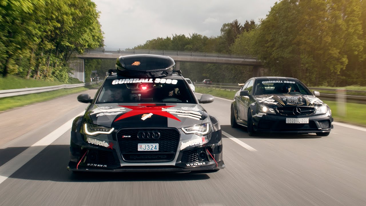 Gumball 3000 Rally 2015 With Jon Olsson Presented By