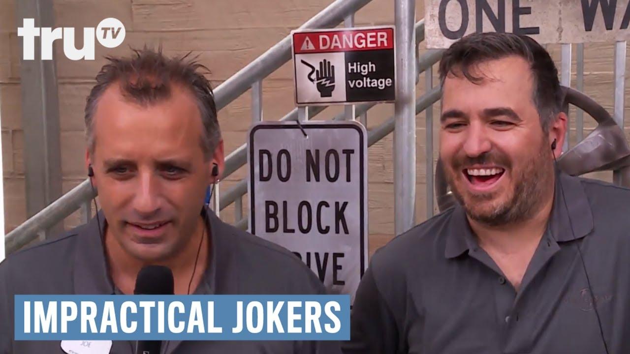 impractical jokers speed dating youtube