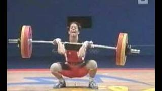Weightlifting Accident