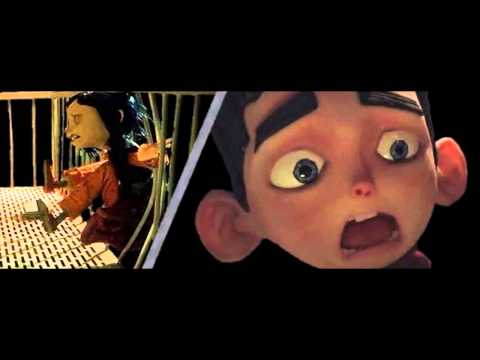 Norman and Coraline love - YouTube
