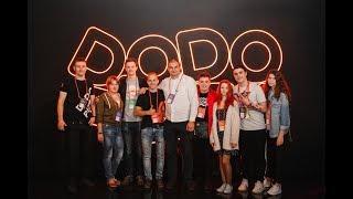 Съезд партнеров Додо Пицца, выступление Федора Овчинникова