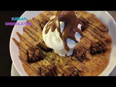 Brownie Cookie Dough Trailer - The Urban Chocolatier