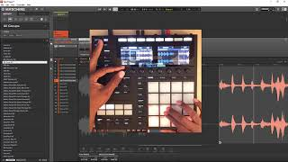 Download Maschine - Sampling with