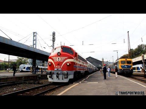Golden Eagle Danube Express indul a Nyugati pályaudvarról