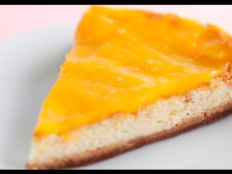 recette-de-cheesecake-et-coulis-de-mangue