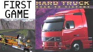 Hard Truck Road to Victory Gameplay & Review PC HD