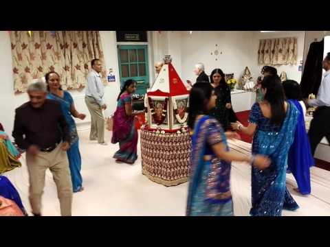 Navratri at Telford Temple - 2016 - 20161001 205159