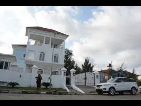 LUXURY HOUSES IN NIGERIA| Houses You Don't See On TV In Nigeria| BukolaRY_TV