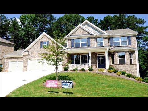 4 Bedrm, 4 Bath Home W/Basement For Sale In NW Atlanta
