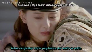 Indo sub romanji   Mad Clown ft Kim Na Young Once Again Ost Descendant of The Sun