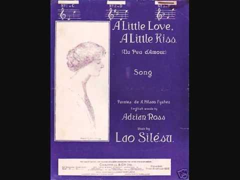Richard Crooks - A Little Love, A Little Kiss (1935)