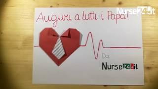 Auguri a tutti i Papà da Nurse24.it
