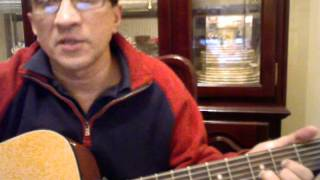 Ayiram Kannumaye Guitar tutorial, malayalam song