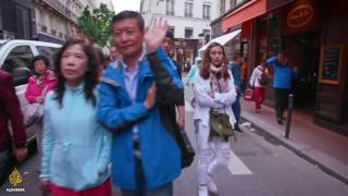 Documentary about Chinese Tourists