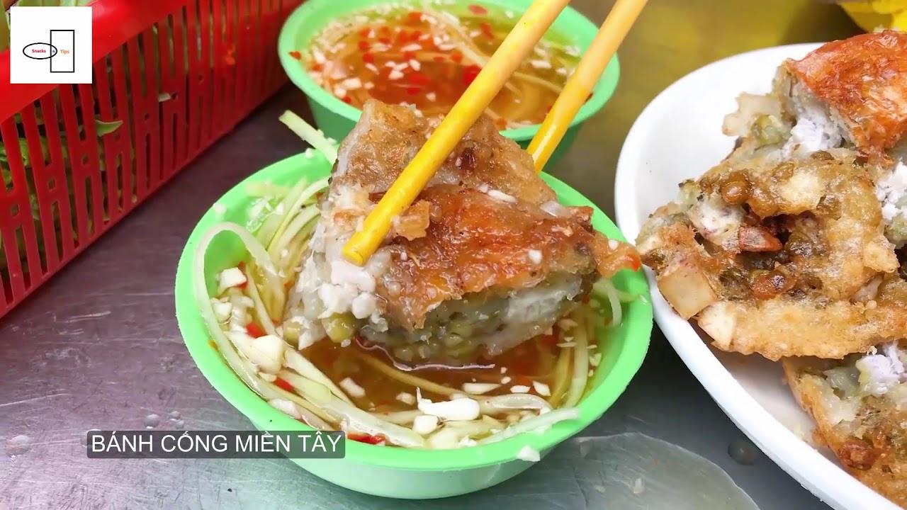 Tổng hợp các món ăn vặt lạ hot chảy nước miếng ở Sài Gòn P12- ĂN VẶT SÀI GÒN