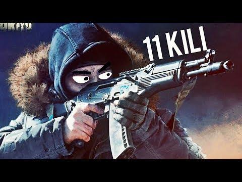 I myk 11 kili – Escape from Tarkov