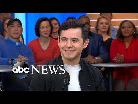 David Archuleta breaks down the best moments of last night's 'American Idol'