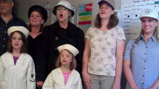 Navy Seabees Song for Daddy Cebe-Memorial Day 2010