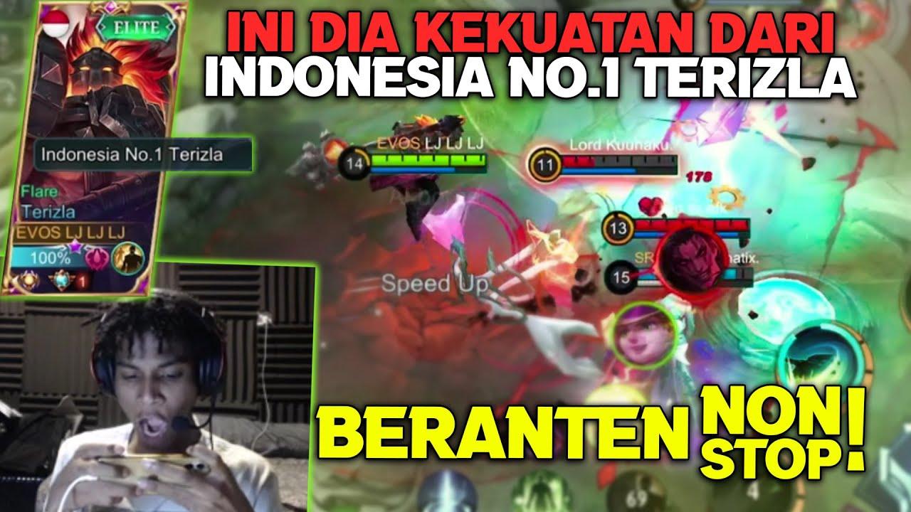 BEGINI AKSI DARI LJ INDONESIA NO 1 TERIZLA !! BERANTEM NON STOP DI LAND OF DAWN !!