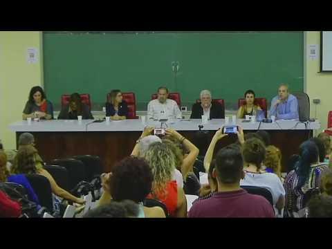 CONGRESSO DE CAPS DO ESTADO DO RIO DE JANEIRO - MESA DE ABERTURA (05/11/2019)