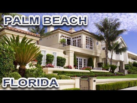 Палм Бич Флорида - рай для миллионеров - Красивое побережье Флориды - FloridaSunshine