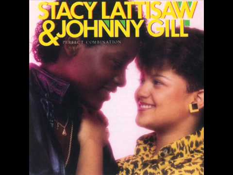 Johnny Gill & Stacy Lattisaw  -  Where Do We Go From Here  12in Extended Version