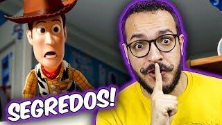 EXPLICANDO OS MAIORES SEGREDOS DA PIXAR!