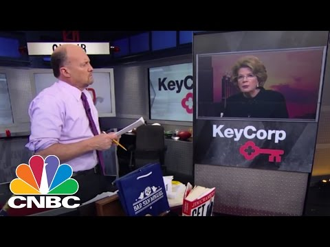 KeyCorp CEO Beth Mooney: A Regional Rebound | Mad Money ...