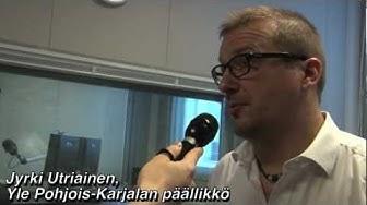 Uutisjuttu - Yle Pohjois-Karjalan päällikkö ammattiopistolla