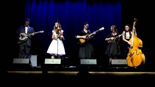 """Cry Cry Darlin/Rocky Road Blues""- The Burnett Sisters Band @ The Reeves Theater"