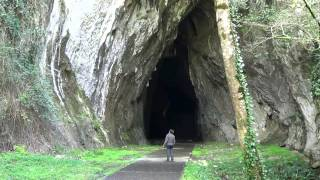 Por Cantabria : Ramales de la Victoria, valle del Ason y cueva de Rubicera