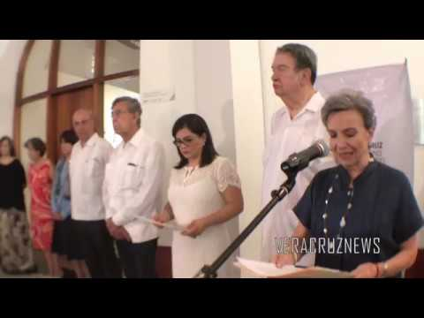 """Inauguración de la exposición de """"Barcos del Exilio"""" En el IVEC"""