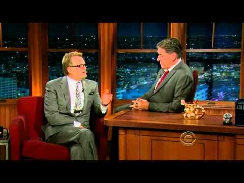 Craig Ferguson 11/11/11D Late Late Show Drew Carey XD
