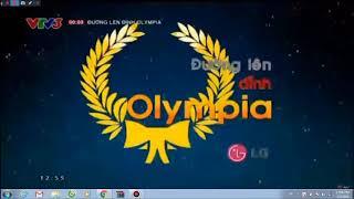 """Hình hiệu """" Đường lên đỉnh Olympia""""1999-2018"""