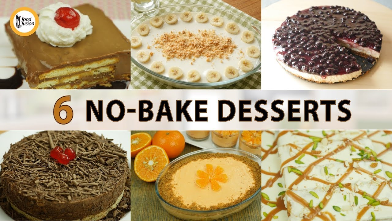 The ULTIMATE LIST of No-Bake Desserts – Keep your kitchen cool this summer! Bloggers, come link up yours! Wow! Summer is in full swing here in the Phoenix .