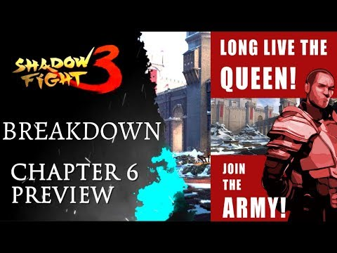 Shadow Fight 3 CHAPTER 6 PREVIEW BREAKDOWN