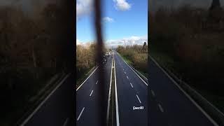 Video della rapina portavalori sul raccordo autostradale avellino-salerno 04/12/18