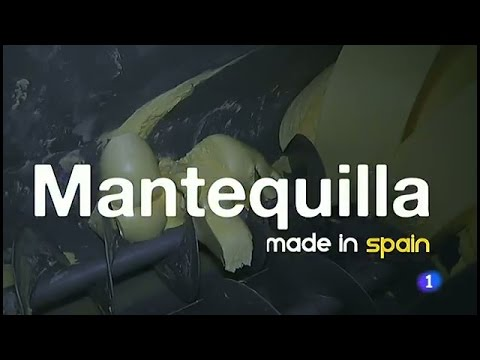 100-Fabricando Made in Spain - Mantequilla