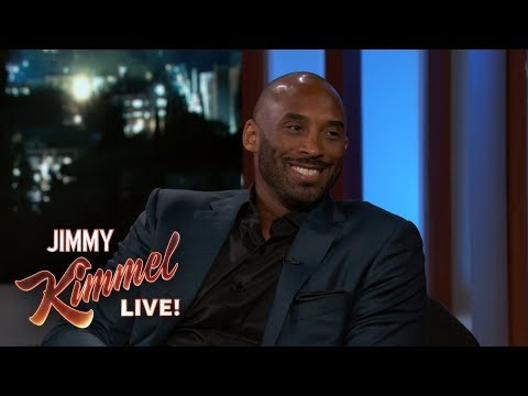 Kobe Bryant on Friendship with Michael Jordan & Magic Johnson