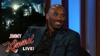 Download Kobe Bryant on Friendship with Michael Jordan & Magic Johnson Mp3 and Videos