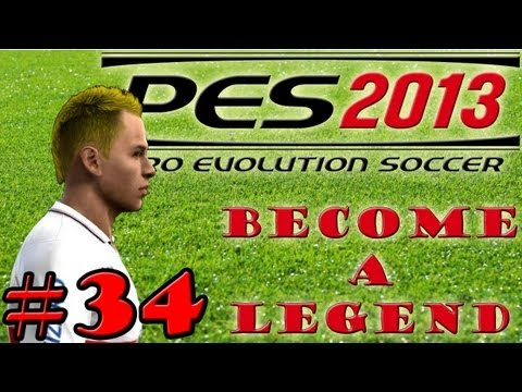 PES 2013 Become