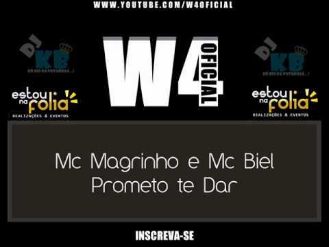 Mc Magrinho e Mc Biel - Prometo te Dar ♪
