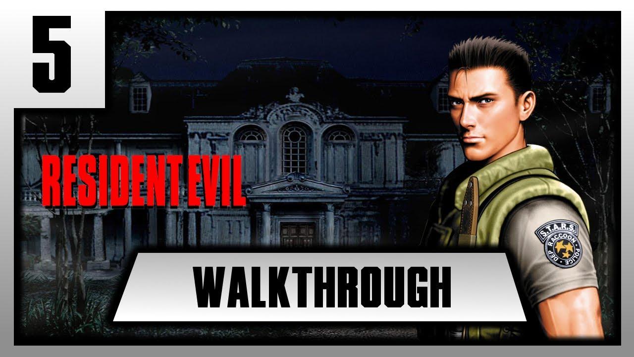 Fr walkthrough resident evil chris chapitre 5 for Plante 42 chris