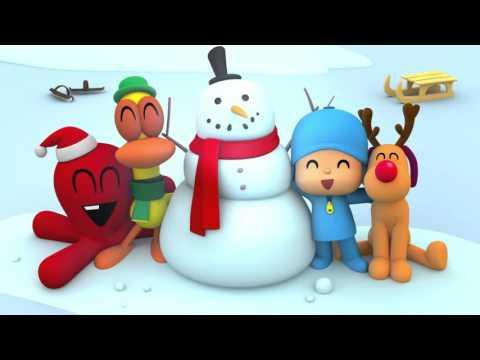 Pocoyo Jingle Bells:  Christmas Song - Kids - Carol