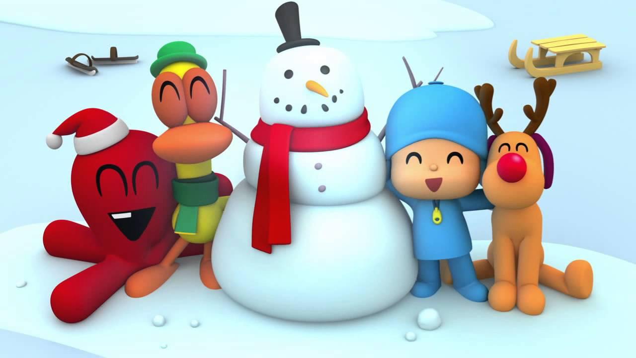 Pocoyo Jingle Bells: Christmas Song - Kids - Carol - YouTube